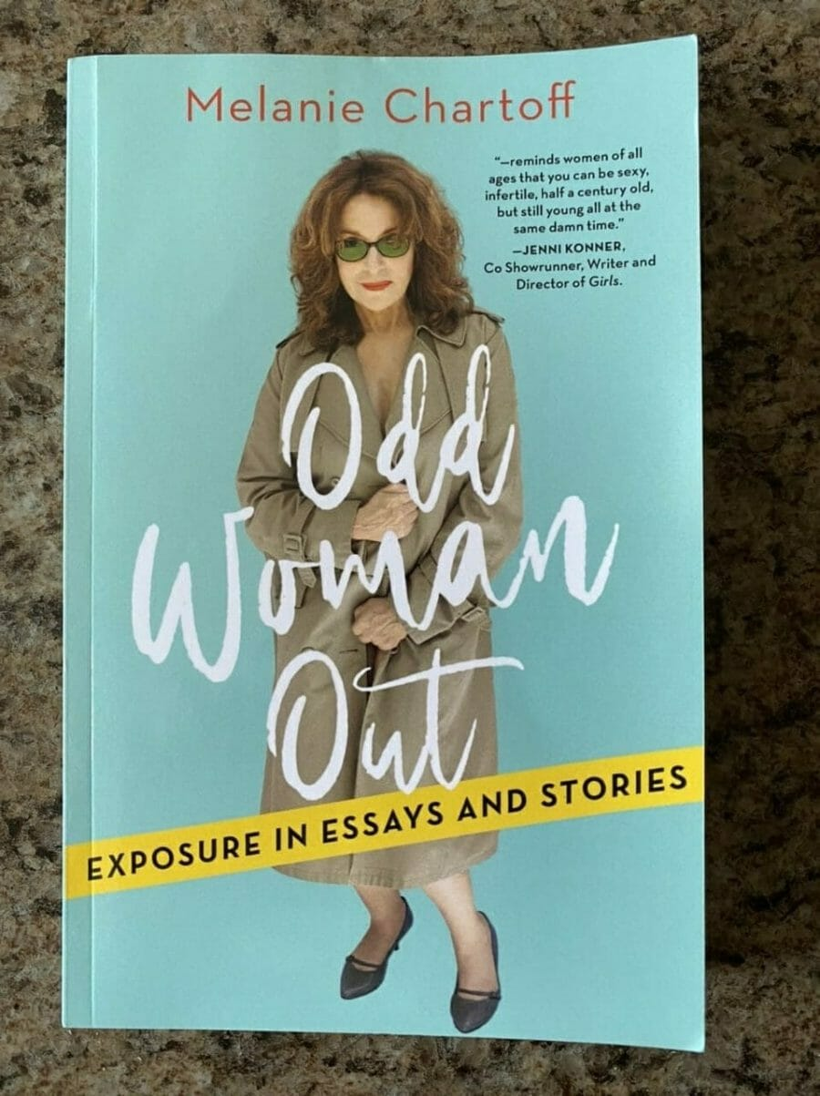 Book cover for Odd Woman Out